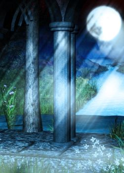 Premade Background 01 by magggg