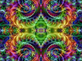 Psychedelic Complexity by Thelma1