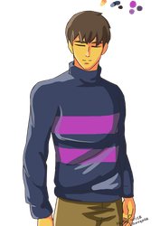 Frisk 20 years-old by Haselwick-Lawrence
