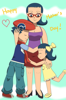 Happy Mother's day ! by EloTheDreamgirl