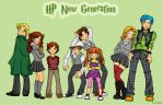 HP New Generation by SusiKISS