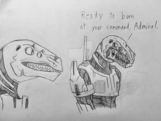 At your command, sir by Creeva7
