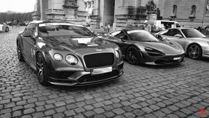 HMS : Her Majesty's Supercars by JBPicsBE