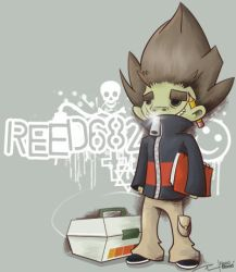 Grungy ID by reed682