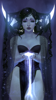 Hecate by chirun