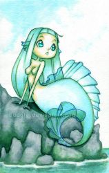 Storybook Faerie 2 by sambees