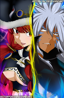 Eileen Vs  Acnologia   Fairy Tail 488 by Hectorponce98