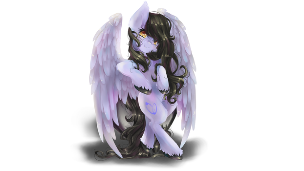 COMMISSION: Tail by dream--chan