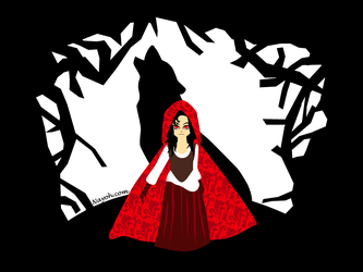 Red Riding Hood by Nayoh