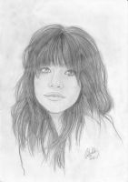 Carly Rae Jepsen by AtokLanzeros