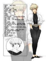 .:Profile card - Mika:. by rupuceree
