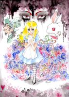 Alice in Wonderland: The Story Begins by MadnessUnlimited