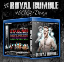 Royal Rumble 2012 Cover by KINGGFX1