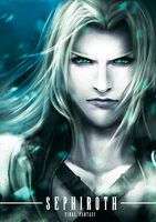 Sephiroth by coolcater96