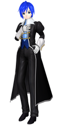 Project Diva Arcade Future Tone Classic Kaito by WeFede