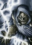 Doctor Doom Sketch Card