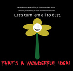 Turn it all to dust by scriptureofthescribe
