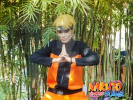 Naruto cosplay by Know-chan