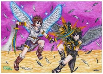 I Love Pit And Dark Favourites By Manahan Aundrey On DeviantArt