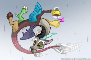 Discord by Key-FeathersMLP