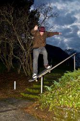 Frontside Smith by Spektar