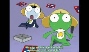 Tamama x Keroro 146 by tackytuesday