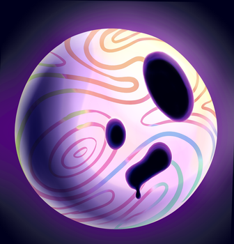 [STAR ALLIES SPOILERS] Void Orb by LunarHalo24