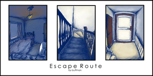 Escape Route by buffman