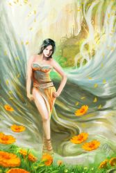 Dayang-Galuh by angelmarthy