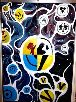 THIS IS Watchmen by pakitomade