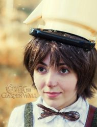 Gregory - Over the Garden Wall by Biosintes