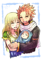 Family [Fairy Tail] by LeonS-7