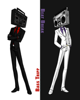 Suit Boys by The-Kitten-Crisis