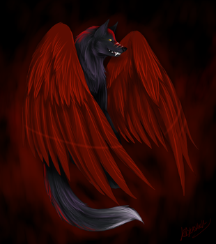 Terror on Wings by Susiron