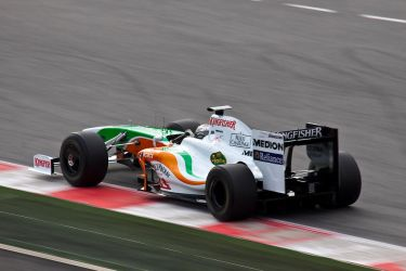 Force India IV by xaferna