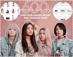 PACK 600 WATCHERS! | ByunCamis by fairyixing