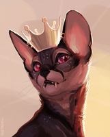 little king by Takiroku