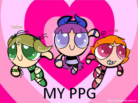 My ppg by Jasmine23gril