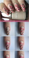 Blossom Nail Art Tutorial by soyoubeauty
