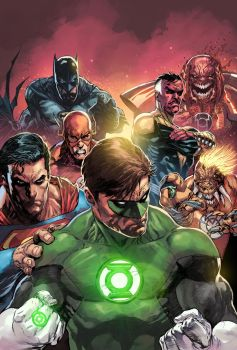 Green Lantern 62 by NeerajMenon