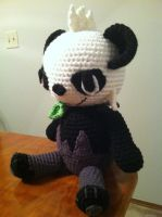Pancham Crochet Plush (with pattern)