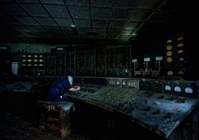 Control Room by pewter2k