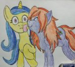 Licky Licky! by VeronicaPrower