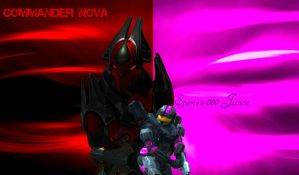 Coloration of two individuals. by CommanderNova702