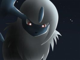 Absol by All0412