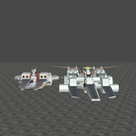 Argama XNAlara Model Pack Download by Metalscourge18ZX