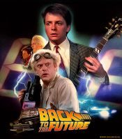 Back to the Future : 88mph by jdesigns79