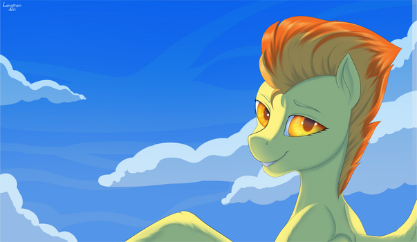 Spitfire: Look in Sky by RISTERDUS