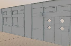 Classroom Wall - 3D File by HumbertTheHorse
