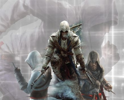 Assassin's Creed III wp3 by DesiderataLibertalia